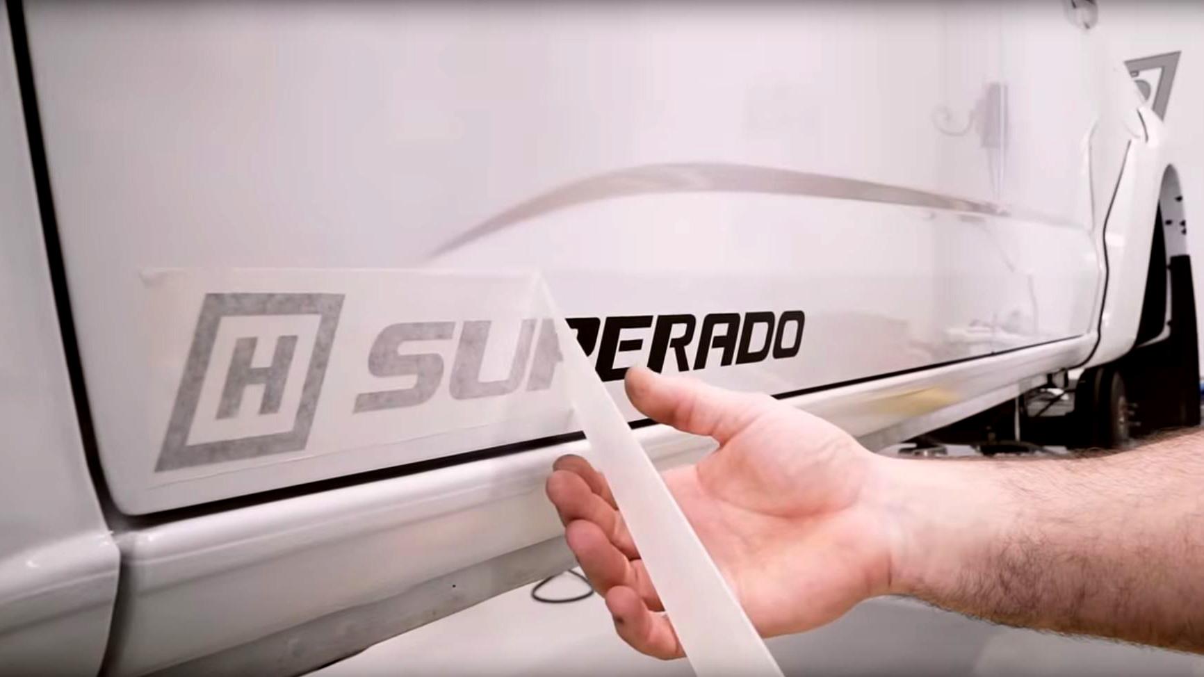 Superado – V8 Supercharged Ute by Harrop | UAW Local 2250